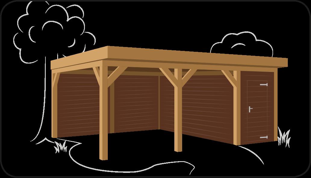 Carport Komplett - mach eine Überdachung